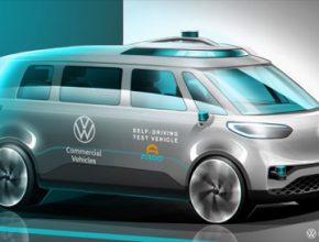 Robotická auta podle VW představují významný přínos pro budoucí mobilitu a bezpečnost silničního provozu ve městech