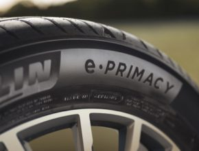 auto elektromobily pneumatiky Michelin