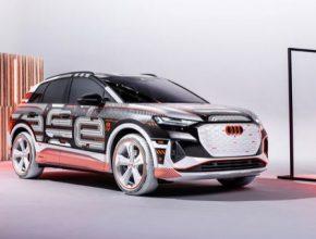 Nabídka vnitřního prostoru elektricky poháněného kompaktního SUV podle Audi dalece přesahuje dnes obvyklé hranice v této třídě.