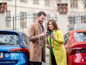 Carsharing nabídl funkční a atraktivní alternativu za omezené možnosti cestovního ruchu