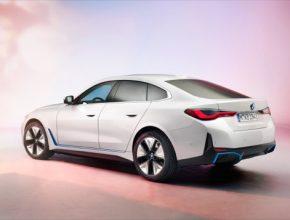 auto elektromobily BMW i4