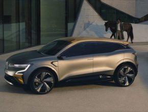 elektromobil Renault Megane eVision