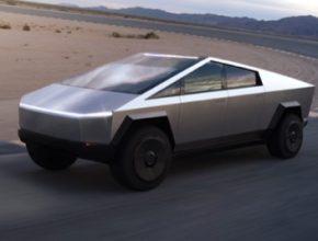 auto elektromobil Tesla Cybertruck