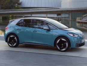 auto elektromobil test Volkswagen ID.3 1st Max