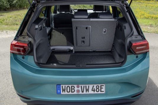 Elektromobil Volkswagen ID.3