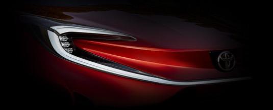 auto elektromobil Toyota X Prologue