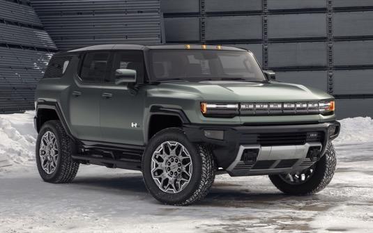 Hummer EV Pickup