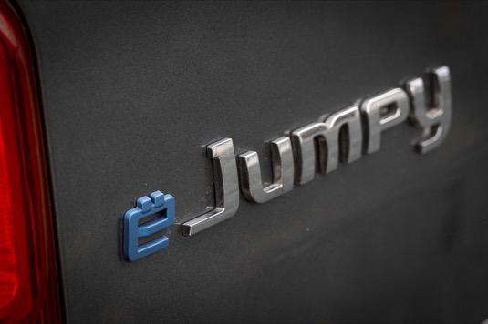 Citroen e-Jumpy