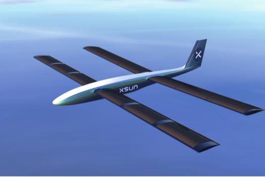 Autonomní dron na solární energii společnosti XSun vznikl díky akcelerátoru od Dassault Systèmes.