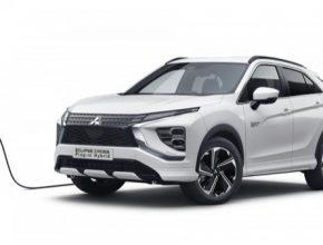 auto Mitsubishi Eclipse Cross PHEV plug-in hybrid