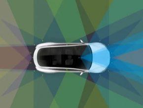 auto Tesla Autopilot Elon Musk nehodovost
