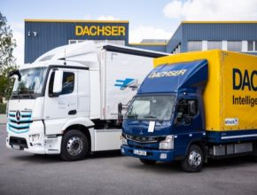V současné době společnost své řešení DACHSER Emission-Free Delivery implementovala v Německu ve Stuttgartu a Freiburgu a v norském Oslu. Přípravy nyní probíhají také v Praze, Berlíně, Mnichově, Paříži, Kodani, Madridu a portugalském Portu.