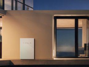 Tesla Powerwall domací bateriový systém BESS
