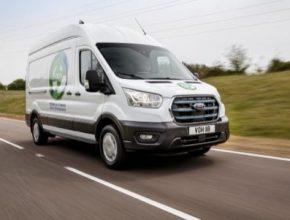 Testování prototypů v reálném nasazení pomůže Fordu dále vylepšit vlastnosti E-Transitu s ohledem na potřeby provozovatelů