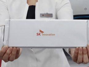 bateriový článek SK Innovation