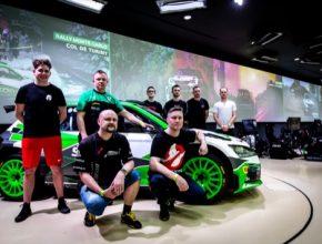 V rámci Live eventu se proti sobě na jednom místě a v jeden čas postavilo 8 finalistů, kteří v komentovaném závodě usedli za volanty identických simulátorů Škoda RallySim.