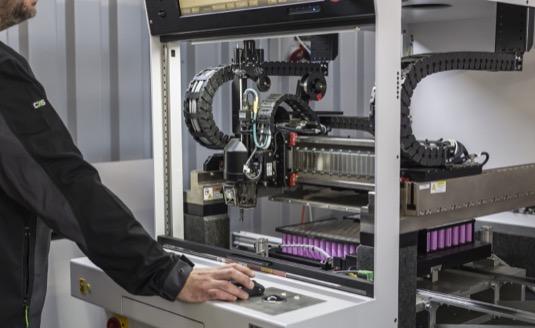 výroba baterií EVC Group