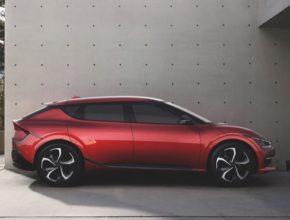 auto elektromobil Kia EV6