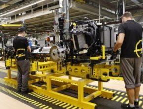 Nové rozšíření výroby umožní automobilce Opel, která zde sídlí, rozjet výrobu vozů postavených na platformě EMP2 už na podzim roku 2021.