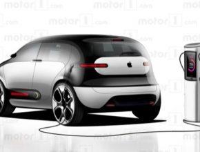 auto elektromobil Apple