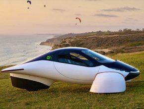 auto elektromobil Aptera Motors
