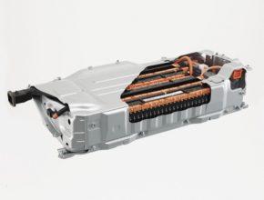 Baterie do hybridní Toyoty. Ilustrační foto.