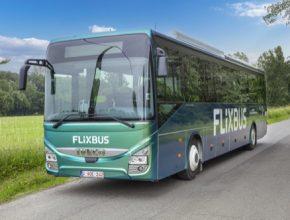 Dva autobusy FlixBus poháněné bioplynem jsou určeny pro jízdy mezi Nizozemím a Belgií a mezi Švédskem a Norskem od 1. července