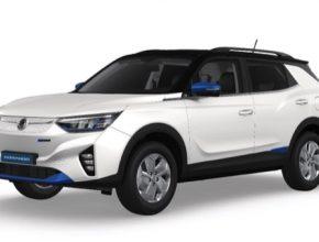 Elektromobil SsangYong e-Motion je určen primárně na vývoz a první vozy by se měly objevit na evropském trhu v srpnu tohoto roku.