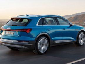 Elektromobil Audi e-tron