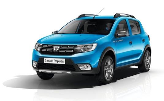 Dacia Sandero Steway