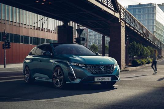Aerodynamika vozu nový Peugeot 308 SW je na velmi vysoké úrovni, hodnota Cx je 0,277 a SCx 0,618.