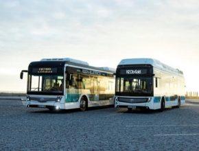 Portugalská společnost CaetanoBus v částečném vlastnictví firem Toyota Caetano Portugal a Mitsui & Co se zaměřuje na výrobu autobusů a podvozků. Firma disponuje ucelenou nabídkou vozidel pro městskou a letištní dopravu. CaetanoBus se zaměřuje na elektrickou mobilitu od roku 1980.