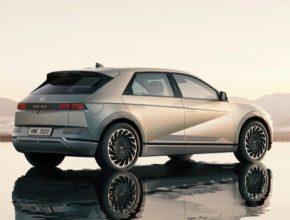 Kromě dalších elektromobilů bude zítra v Olomouci k vyzkoušení také horká novinka v podobě elektromobilu Hyundai Ioniq 5.