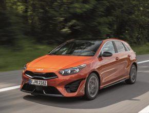 auto Kia Ceed nová plug-in hybrid