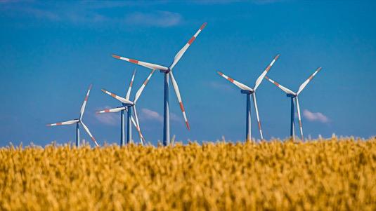 Rozvoj zelené energetiky přinese snížení škod na lidském zdraví a krajině až o 6,4 mld. korun k roku 2030.