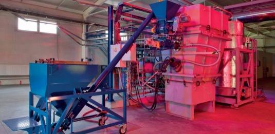 Plazmové zplyňování je proces, při kterém se organická část jakéhokoliv vstupního materiálu přemění na syntézní plyn. Syntézní plyn je podobný svítiplynu, vyráběnému zplyňováním uhlí, který se používal před zahájením prodeje zemního plynu.