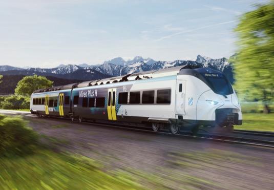 Dvouvozová trakční jednotka bude do testovacího provozu nasazena od poloviny roku 2023, mimo jiné na trase Augsburg - Füssen. Pilotní provoz v železniční síti Bayerische Regiobahn (BRB) je zpočátku plánován na 30 měsíců. Během této doby bude vodíková trakční jednotka dislokována v Augsburgu.
