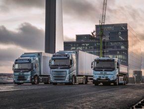 Společnost Volvo Trucks je se svými nedávno představenými vozidly Volvo FH, FM a FMX Electric plně připravena katalyzovat rychlý přechod k udržitelnější přepravě a zásadní rozmach elektrifikace těžké nákladní přepravy.