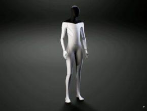 Tesla Bot humanoidní robot android