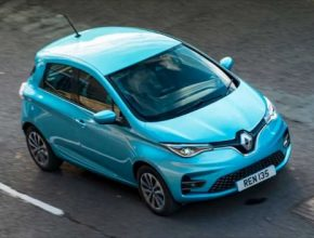 Renault Zoe elektromobil