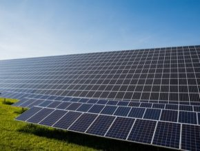 solární elektrárna fotovoltaická