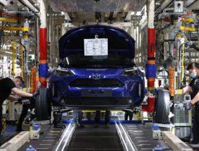 Toyota Motor Manufacturing France zahájila výrobu Yaris Cross