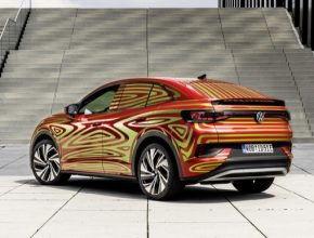 auto elektromobil Volkswagen ID.5 GTX