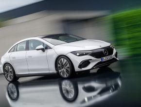 Mercedes-EQE elektromobil