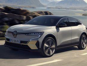 Nový elektromobil Renault Megane E-Tech. foto: Renault