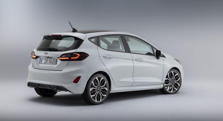 Nový Ford Fiesta se bude prodávat také ve verzi mild-hybrid. foto: Ford