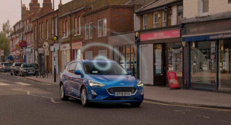 Díky spojení údajů z automobilů a ze senzorů lze rozpoznat široké spektrum nebezpečných míst. foto: Ford