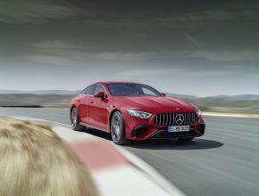 Mercedes AMG hybrid