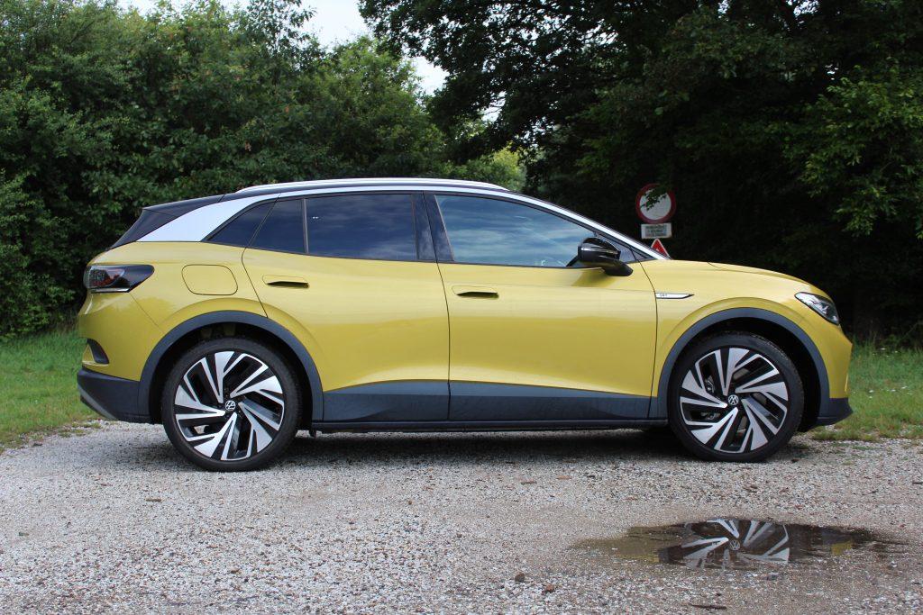Z testů bezpečnosti Euro NCAP si elektromobil Volkswagen ID.4 (spolu s Škoda Enyaq iV) odnesl plné pětihvězdičkové hodnocení. foto: Hybrid.cz