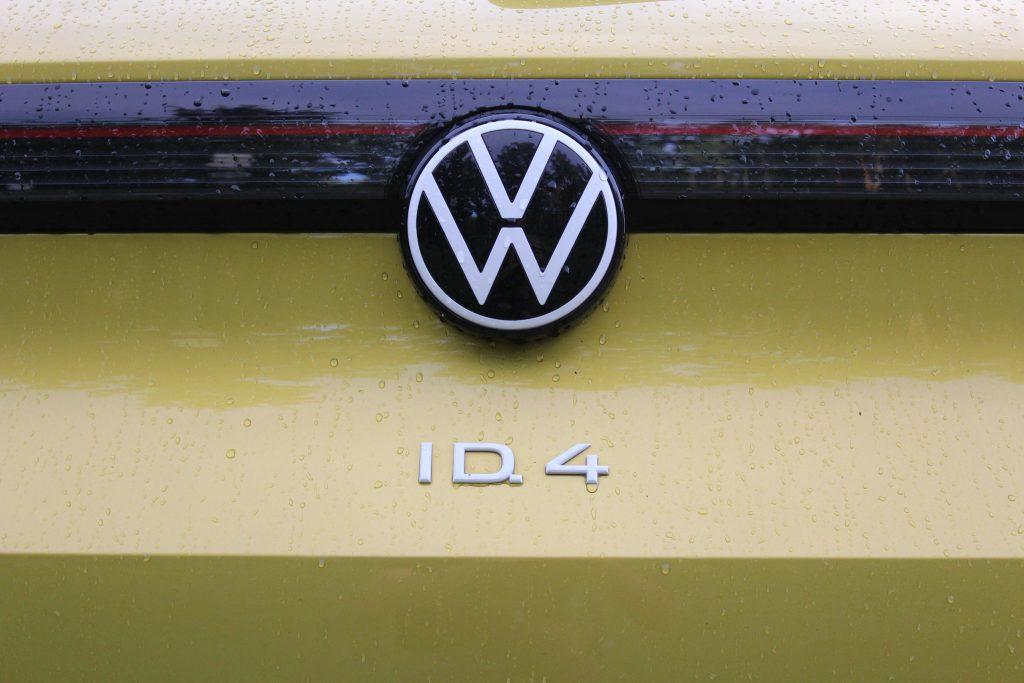 elektromobil Volkswagen ID.4